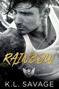 Rainbow (Ruthless Kings MC: Baton Rouge, #1) by K.L. Savage