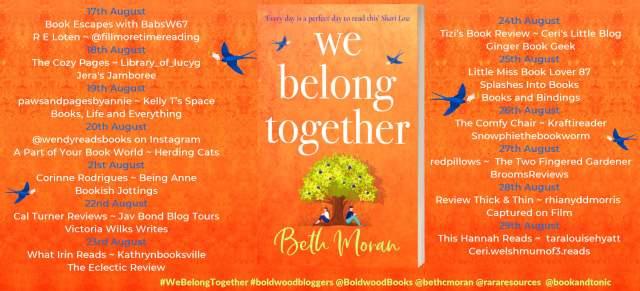 We Belong Together Blog Tour