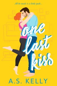 One Last Kiss by A.S. Kelly