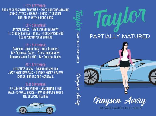 Taylor Partially Matured Full Tour Banner