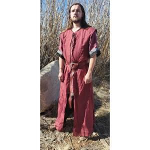 Linen Surcoat, sold by Eclectics Creations