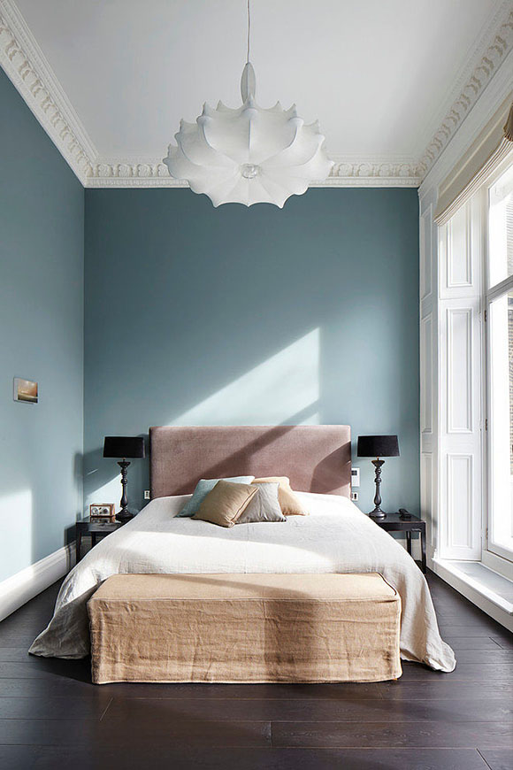 I Am Not That Much A Fan Of The Bed Side Table Lamps (the Dyad Sconce Would  Have Been My Choice) But The Color Palette Really Speaks To Me.