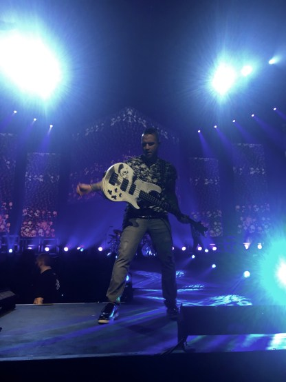 Avenged Sevenfold in Zenith Arena, Lille