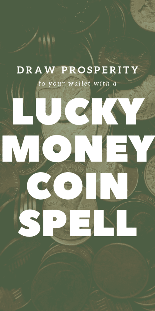 Draw prosperity to your wallet with a lucky money spell. This is the easiest witchcraft spell for beginners that want to use the law of attraction. Witchcraft is all about using your power to change your life and the world. Spell activities for beginner witches. Casting spells is an easy way to make more money! Money spell. Candle spell. #witchcraft #witch #magic #pagan #magick #wicca #money #debt #wallet #moneyspell
