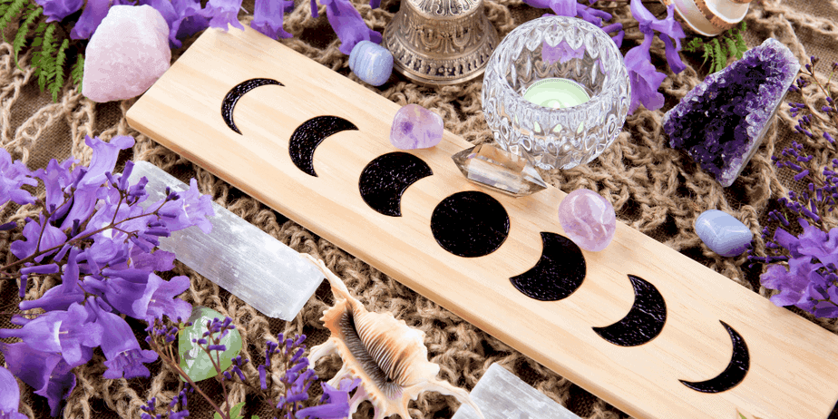 Decorative Image | 9 Witch Tools Commonly Found At The Thrift Store | Are you a witch on a budget? Are you trying to find thrift witch tools?