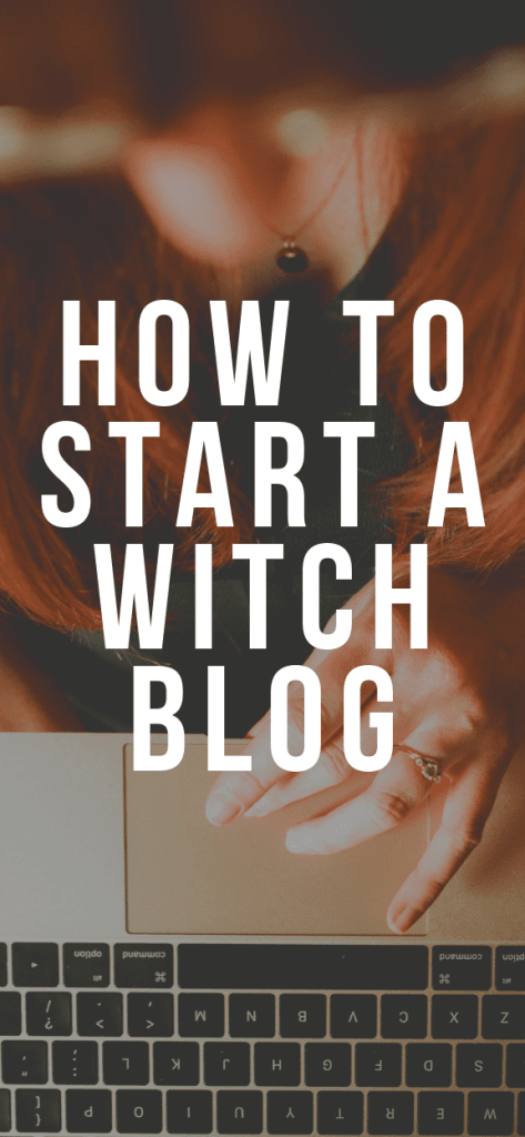 How to start a witch blog and monetize it. Do you want to start a Norse pagan blog? These tips will help you start witch blogs and find success no matter what your niche is. Blogging business tips for witches. #witchcraft #witch #pagan #wicca #blog #blogging