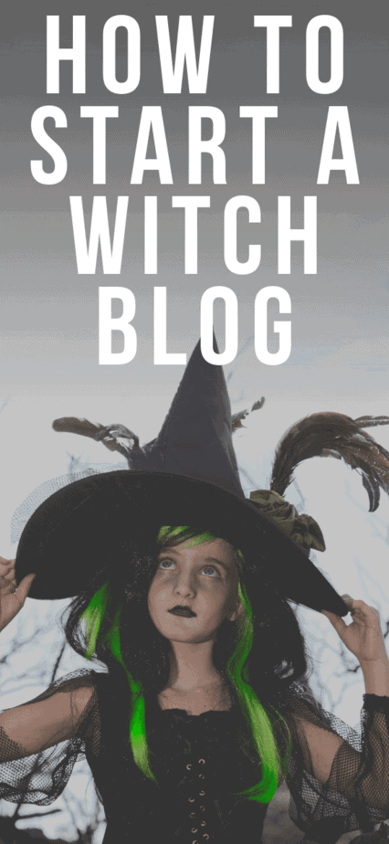 How to start a Wiccan blog and start it. Do you want to start an eclectic pagan blog? These tips will help you start witch blogs and find success no matter what your niche is. Blogging business tips for witches. #witchcraft #witch #pagan #wicca #blog #blogging