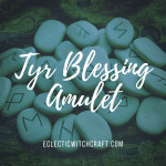 Gain the blessing of Tyr to help you land the job of your dreams. This is the perfect amulet spell for anyone who is unemployed or looking for a new job.