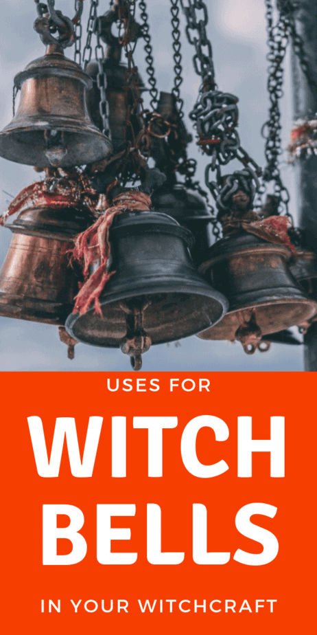 Bells are a must have for Wiccans and eclectic witches!  #witchcraft #witch #pagan #wicca #paganism #wiccan #druid #protection #bells #spells #magick #magic #bookofshadows #tips #tools