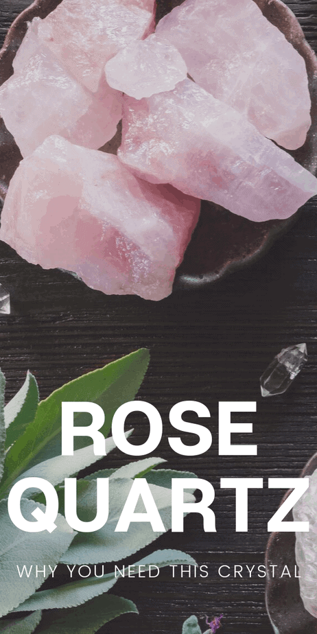 Everything you need to know about rose quartz crystals and crystal healing with them. Rose quartz serenity. Rose quartz meaning. Rose quartz for pregnancy and insomnia. Rose quartz color. Rose quartz jewelry. Rose quartz aesthetic. Rose quartz decor. Rose quartz crystal massage. Rose quartz healing. #witch #witchcraft #pagan #wicca #crystals #rosequartz