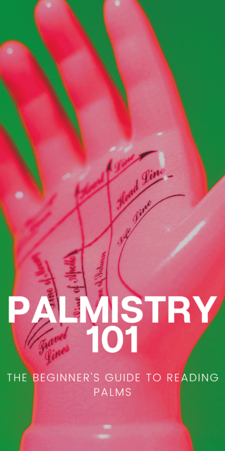Learn the basics of palmistry! Add this information to your witch grimoire or book of shadows! Fortune telling techniques from the 1800s. What are the palmistry elements? #palmistry #psychic #fortunetelling #fortuneteller #vintage #antique #1800s #chiromancy #witch #witchcraft #pagan #wicca #occult