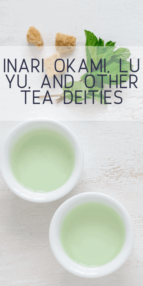 The legendary origins of tea. A primer on the myths of tea for witches, Wiccans, and pagans. Loose leaf tea. Tea lover. Information for tea witches. Celtic mythology. Mythology goddess. Hearth goddess. Pagan quotes. Pagan goddess. Pagan deities. Wiccan book of shadows. Herbalism apothecary. Herbalism healing. Green witch wicca. #greenwitch #witch #witchcraft #tea #mythology #greentea #herbalism #herbal #pagan #wicca #wiccan #paganism #gods #goddesses #goddess #god #deity #witches