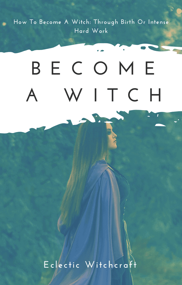 Decorative Image  |  How To Become A Witch: Through Birth Or Intense Hard Work {Offline Version}  | This is a PDF copy of my blog post How To Become A Witch: Through Birth Or Intense Hard Work. Why should you purchase this PDF?  * So you can add this information easily to your witch's Book of Shadows * To add it to your Kindle or other ereader * For offline reading  Purchasing this gives you the rights to use this content in a non-commercial way, but you can't republish it, resell it, or pass it off as your own. Thanks for understanding!