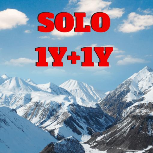 SOLO 1Y+1Y