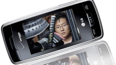 LG Voyager the Verizon iPhone Alternative - EclipseMagazine.com Cool Tech Preview