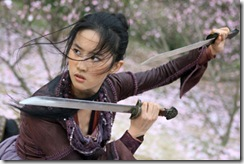Liu Yifei - Golden Sparrow