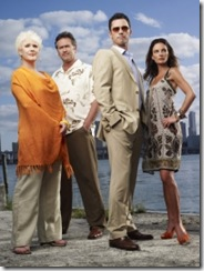 Burn Notice - 2nd Season Cast