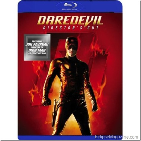 Daredevil Director's Cut on Blu-ray