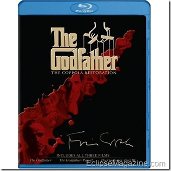 Godfather Blu-ray