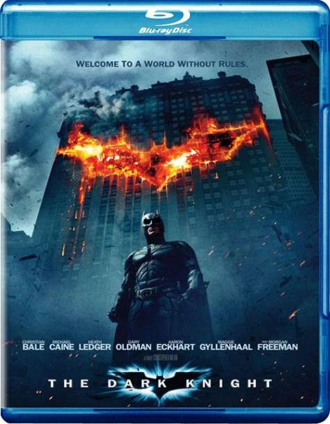 Blu-Ray Review: The Dark Knight Sparkles, Michelle Alexandria's Take