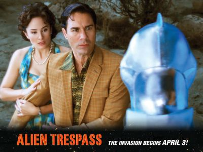 Hollywood Insider: R.W. Goodwin Interview about Alien Tresspass