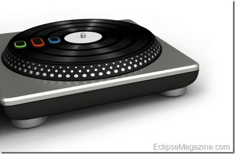 DJ Hero Turntable Controller #1