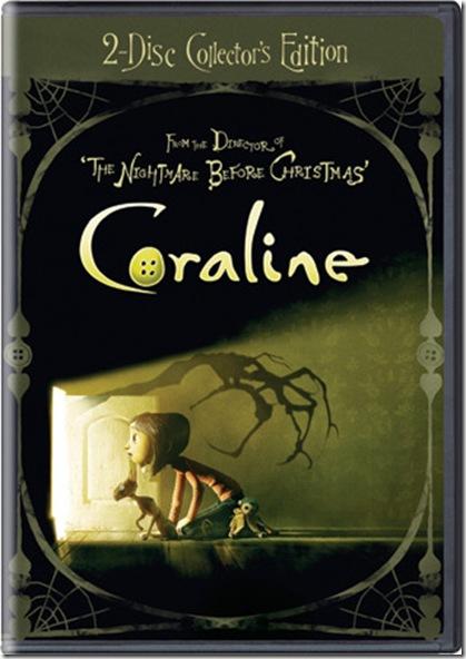 Coraline 2-Disc