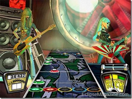 Guitar Hero 5 Setlist