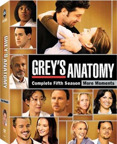 Dvd Review Greys Anatomy Slips A Bit In Season 5 Eclipsemagazine