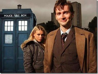 doctor 10 & Rose