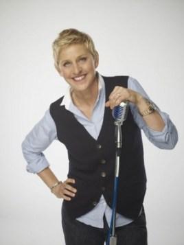 New Americal Idol Judge ELLEN DEGENERES