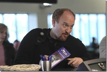 LOUIE: Louis C.K. stars in LOUIE, an new comedy series premiering Tuesday, June 29 (11:00PM ET/PT) on FX. CR: Eric Leibowitz / FX