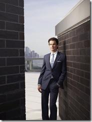 WHITE COLLAR -- Season:2 -- Pictured: Matt Bomer as Neal Caffrey -- Photo by: Eric Ogden/USA Network
