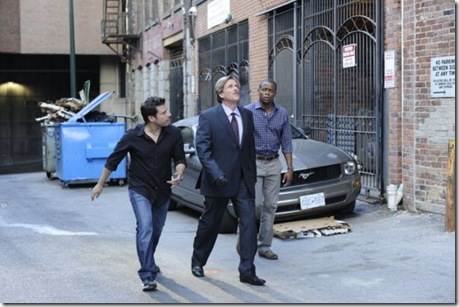 "PSYCH -- ""Extradition II"" Episode #5011-- Photo by: Alan Zenuk/USA Network"