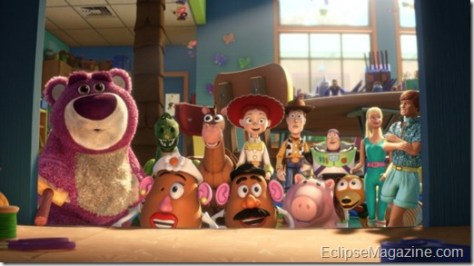 Toy Story 3 Blu-ray Review