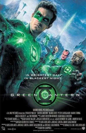 Green Lantern Movie Contest!