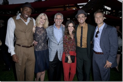 The CW Network Summer 2011 TCA