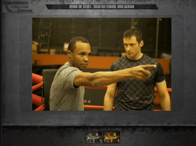 Real Steel Blu-ray Review 2