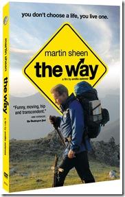The Way DVD art