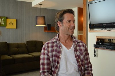 Guy Pearce talks about Lockout and Prometheus