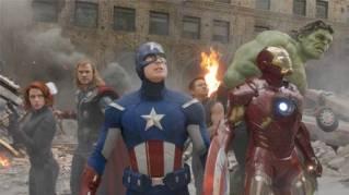 Marvel Avengers Phase I