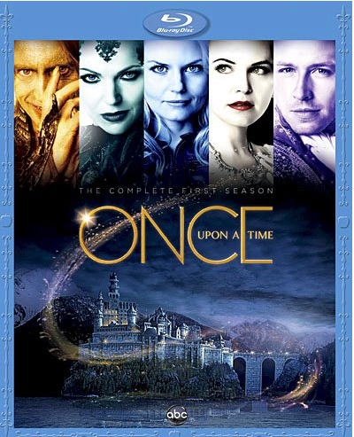 Once Upon A Time Season One Blu-ray Review
