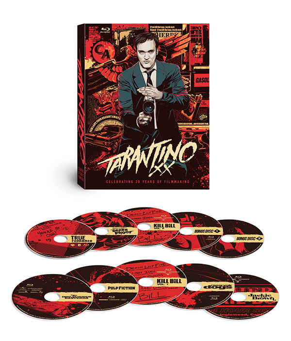Tarantino Blu-ray Collection Review