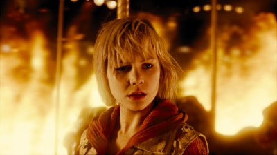 Silent Hill Revelation 3D Adelaide Clemons Interview
