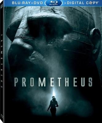 Prometheus Blu-ray Review