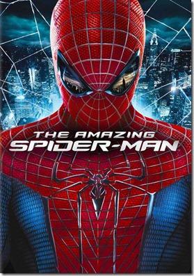 Spidey DVD