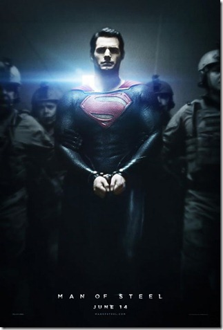 Man of Steel - Handcuffs