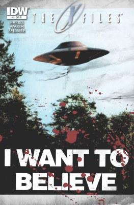 X-Files Season 10 Comic