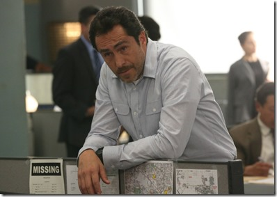"THE BRIDGE - ""Rio"" - Episode 3 (Airs, Wednesday, July 24, 10:00 pm e/p) Pictured: Demian Bichir as Marco Ruiz. CR: Byron Cohen/FX Network"