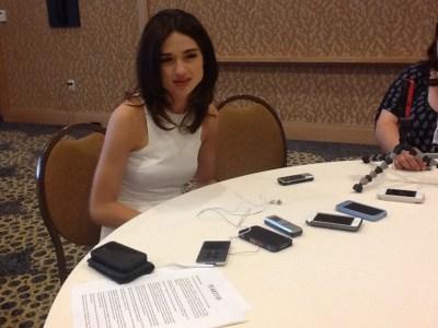 Teen Wolf - Crystal Reed talks to EclipseMagazine